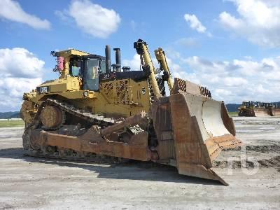 2011 CATERPILLAR D11T Crawler Tractor