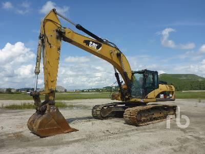 2008 CATERPILLAR 325DL Hydraulic Excavator