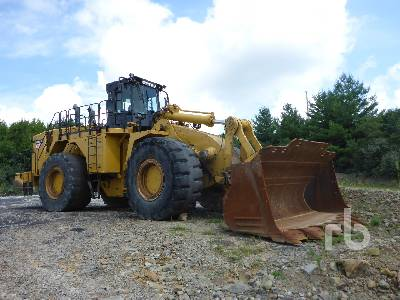 2012 CATERPILLAR 992K Wheel Loader