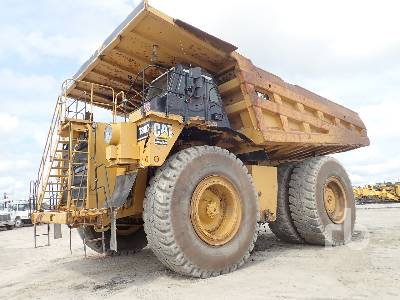 2008 CATERPILLAR 789C Rock Truck