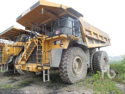 2012 CATERPILLAR 785D Rock Truck
