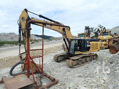 2015 CATERPILLAR 349FL Hydraulic Excavator Parts/Stationary Construction-Other
