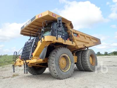 2011 CATERPILLAR 777F Rock Truck