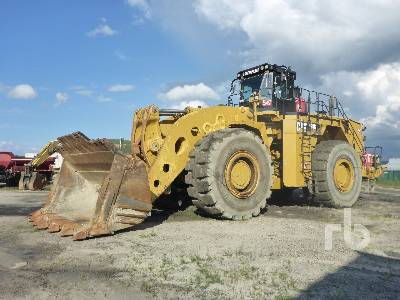 2012 CATERPILLAR 993K Wheel Loader