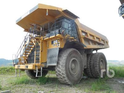 2011 CATERPILLAR 785D Rock Truck