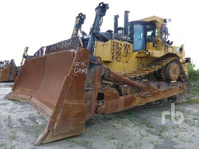 2011 CATERPILLAR D11T PARTS ONLY Crawler Tractor Parts/Stationary Construction-Other
