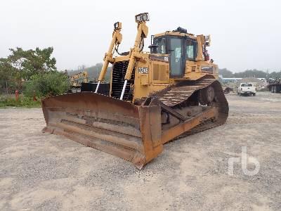 2007 CATERPILLAR D7R LGP Series II Crawler Tractor