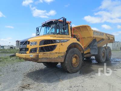 2019 VOLVO A30G 6x6 Articulated Dump Truck