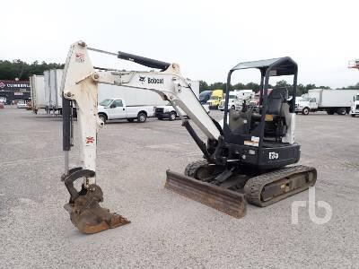 2013 BOBCAT E35ZTS Mini Excavator (1 - 4.9 Tons)