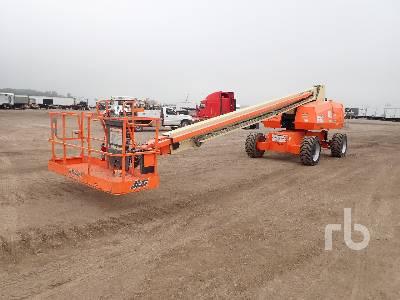 2008 JLG 800S 4x4 Boom Lift