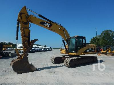 2007 CATERPILLAR 320DL Hydraulic Excavator