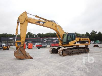 2007 CATERPILLAR 345CL Hydraulic Excavator