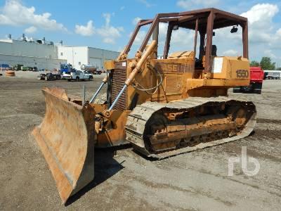 1992 CASE 1550 Crawler Tractor