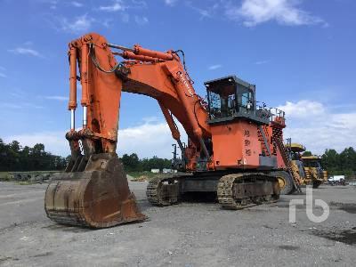 2009 HITACHI EX1900-6 Hydraulic Excavator
