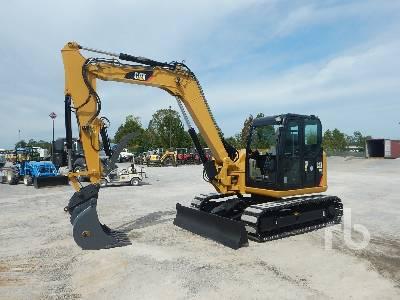 2012 CATERPILLAR 308E2CR Midi Excavator (5 - 9.9 Tons)