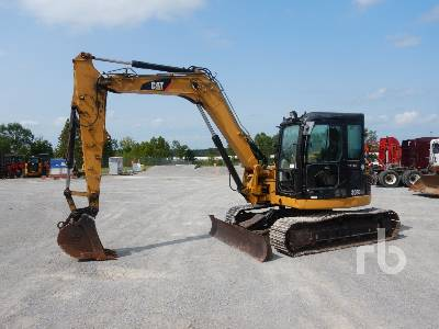 2011 CATERPILLAR 308D Midi Excavator (5 - 9.9 Tons)
