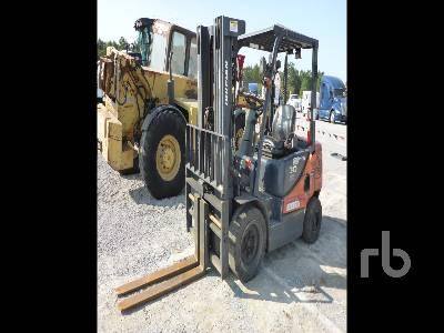 2013 DOOSAN D30S5 5500 Lb Forklift