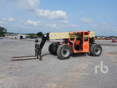 2013 JLG G943A 9000 Lb 4x4x4 Telescopic Forklift