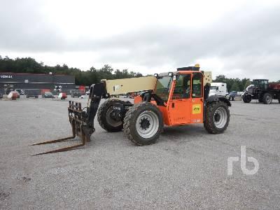 2013 JLG G642A 6000 Lb 4x4x4 Telescopic Forklift