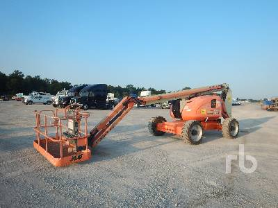 2011 JLG 600AJ 4x4 Articulated Boom Lift