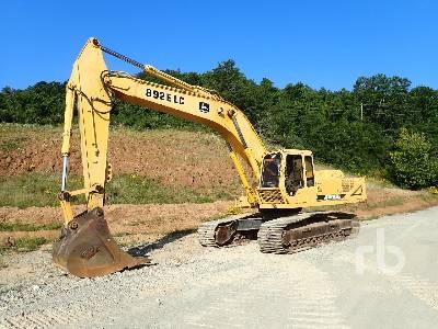 1995 JOHN DEERE 892E LC Hydraulic Excavator
