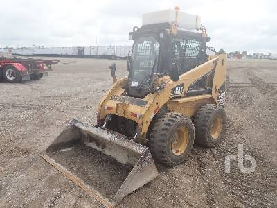 2005 CATERPILLAR 248B Skid Steer Loader