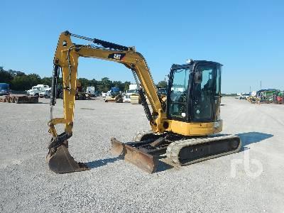 2012 CATERPILLAR 305ECR Midi Excavator (5 - 9.9 Tons)