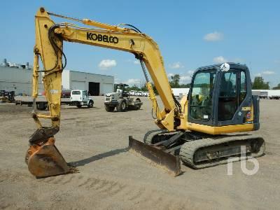2010 KOBELCO SK80CS-2 Midi Excavator (5 - 9.9 Tons)