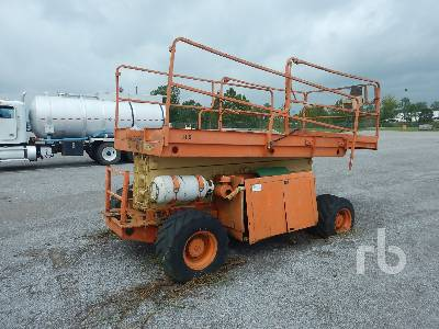 1997 JLG 33RTS 4x4 Rough Terrain Scissorlift Parts/Stationary Construction-Other