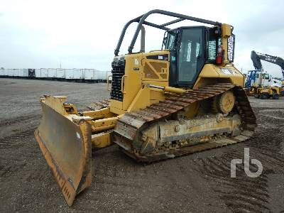2012 CATERPILLAR D6N LGP Crawler Tractor