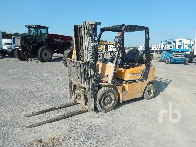 HYUNDAI HLE25-5 4450 Lb Forklift