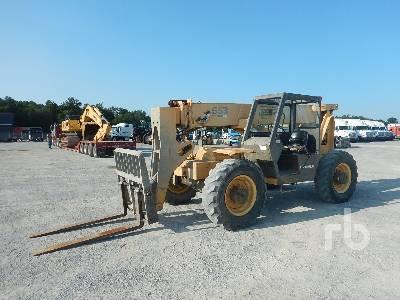 1999 GEHL 663 6000 Lb 4x4x4 Telescopic Forklift