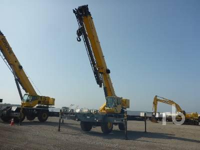 2011 GROVE RT540E 4x4 Rough Terrain Crane
