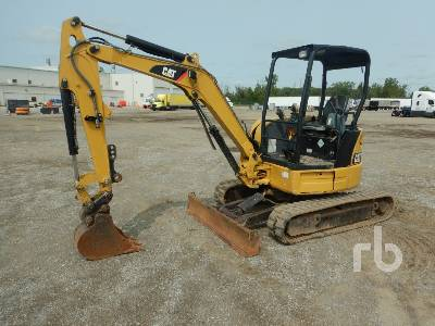 2013 CATERPILLAR 303.5E CR Mini Excavator (1 - 4.9 Tons)