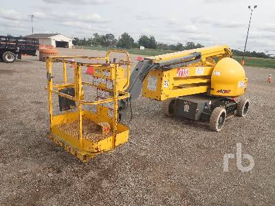 2000 GROVE A40NE Electric Articulated Boom Lift