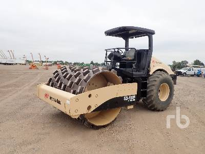 2004 INGERSOLL-RAND SD100F TF Vibratory Padfoot Compactor