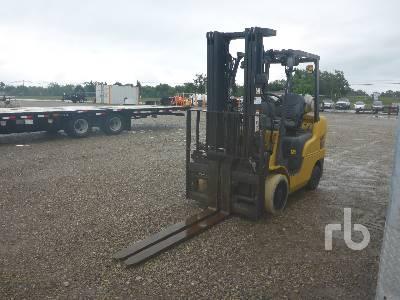 CATERPILLAR C6500LP 6500 Lb Forklift