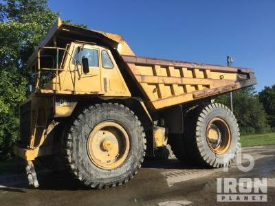 1988 CATERPILLAR 777B Rock Truck