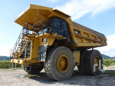 2011 CATERPILLAR 785D Rock Truck