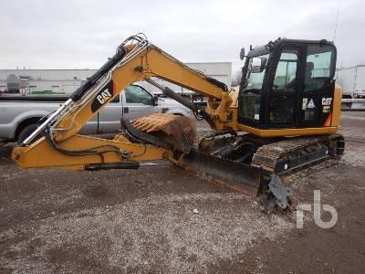 2016 CATERPILLAR 308E2CR SB Midi Excavator (5 - 9.9 Tons)