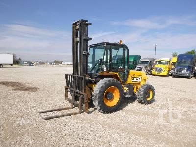 2012 JCB 930-4 6000 Lb 4x4 Rough Terrain Forklift