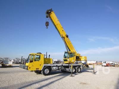2007 GROVE TMS540E 40 Ton Hydraulic Truck Crane