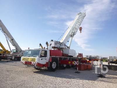 2007 TADANO ATF110G-5 130 Ton 10x8x8 All Terrain Crane