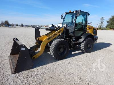 2017 NEW HOLLAND W80C Wheel Loader