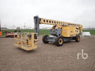 2000 GROVE A125J 4x4 Articulated Boom Lift