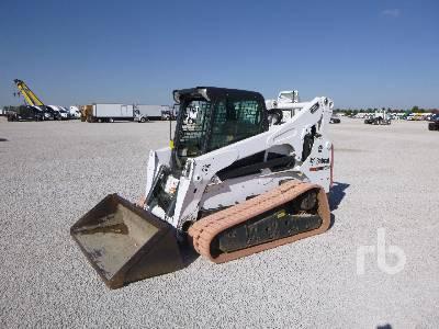 2015 BOBCAT T870 2 Spd Compact Track Loader