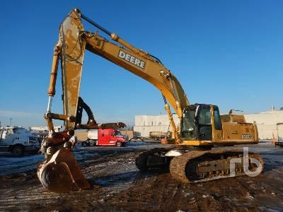 JOHN DEERE 450C LC Hydraulic Excavator