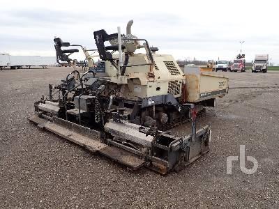 INGERSOLL-RAND 780T Crawler Asphalt Paver