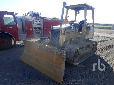 1997 CAT D5C LGP III Crawler Tractor