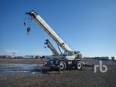 2006 TEREX RT555-1 Rough Terrain Crane